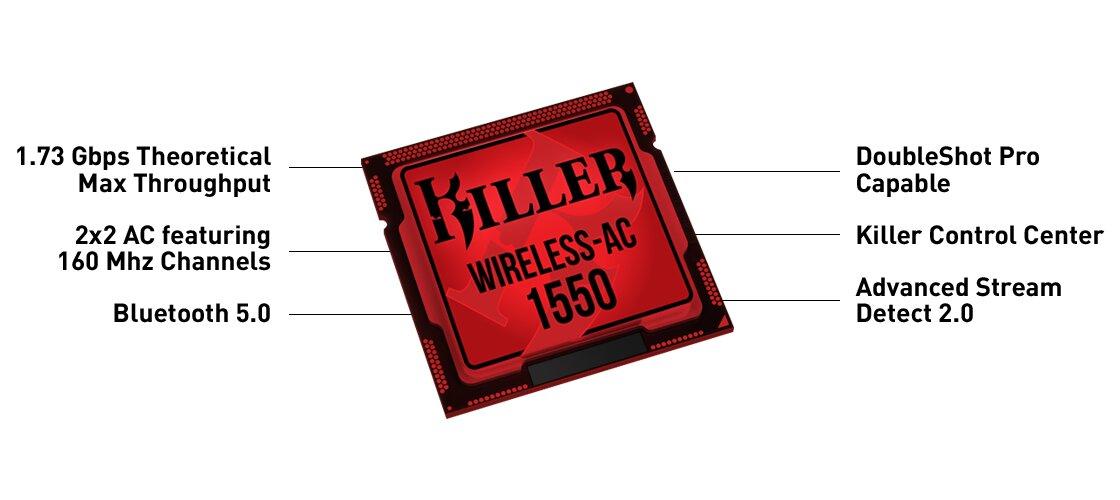 Killer 1550 AC