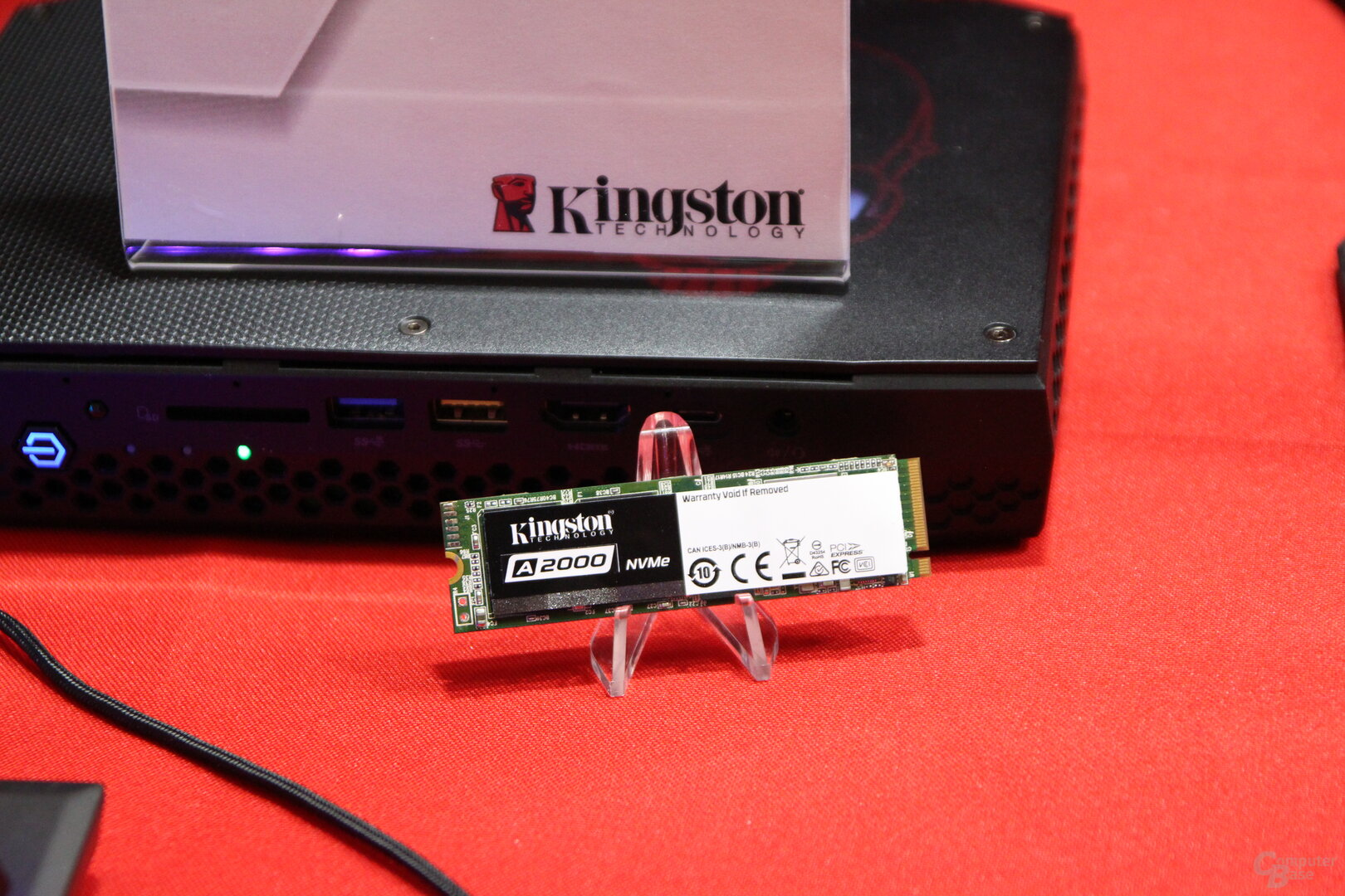 Kingston A2000 NVMe-SSD