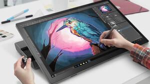 Lenovo Yoga A940: Grafiker AiO-PC als günstiges Pendant zum Surface Studio