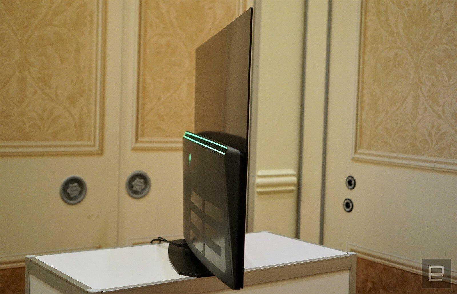 Alienware 55 OLED Monitor