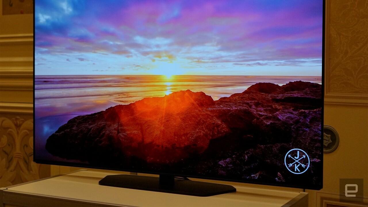 Alienware: OLED-Monitor mit 4K UHD und 120 Hz auf 55 Zoll