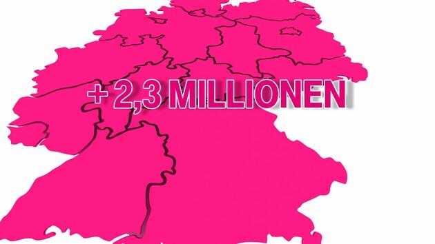Telekom Vectoring: Maximale Bandbreite für 2,3 Mio. Anschlüsse erhöht