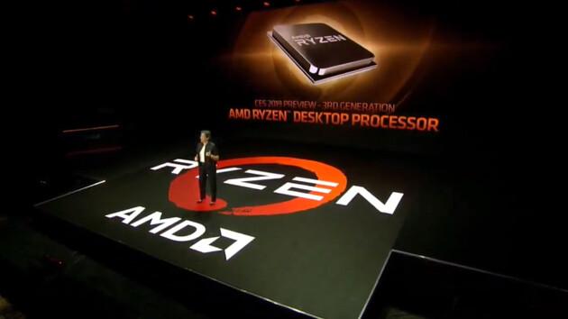 Ryzen 3000: AMDs neue 7-nm-CPU schlägt Intels Core i9-9900K