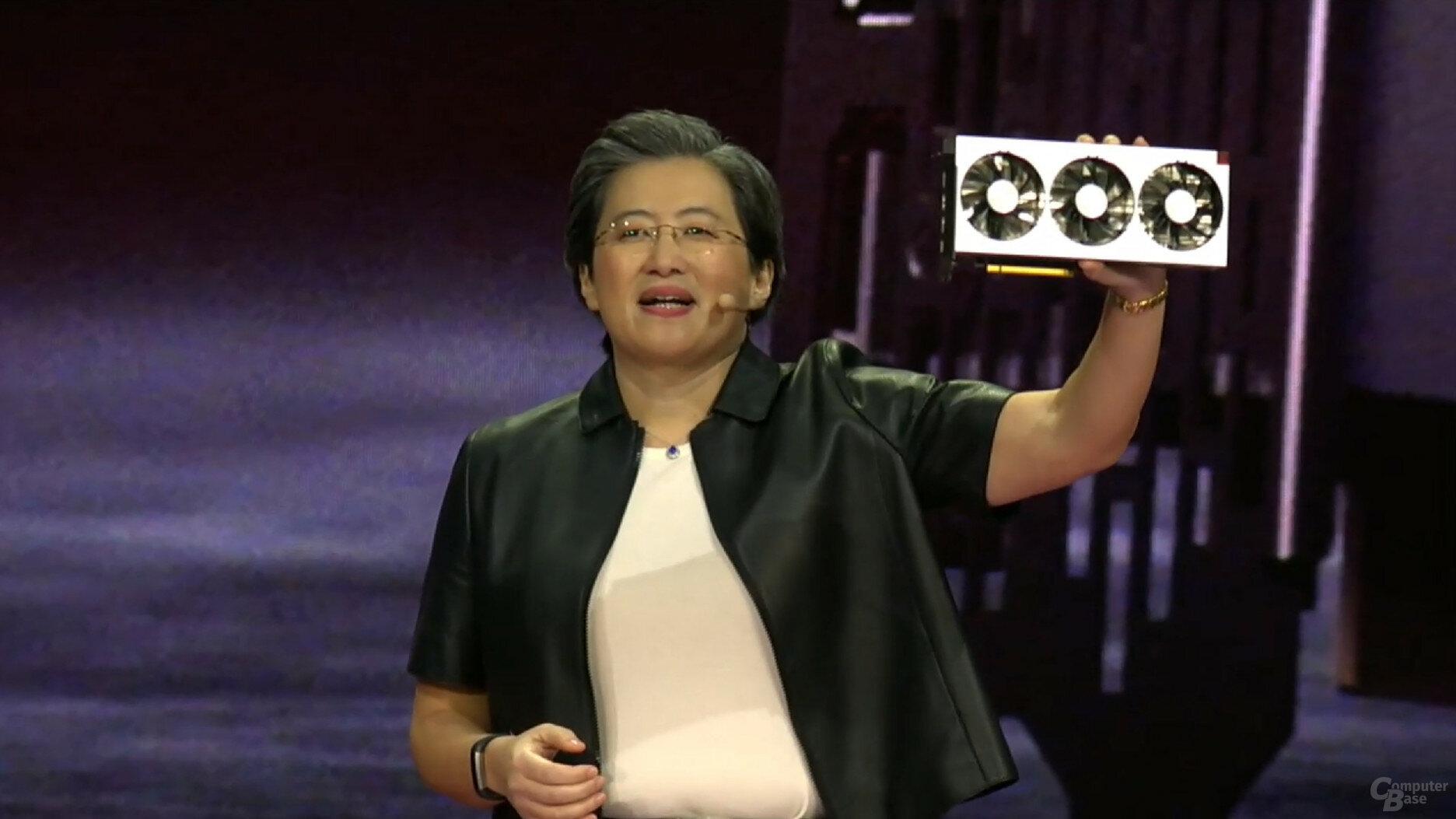 AMD Radeon VII vorgestellt