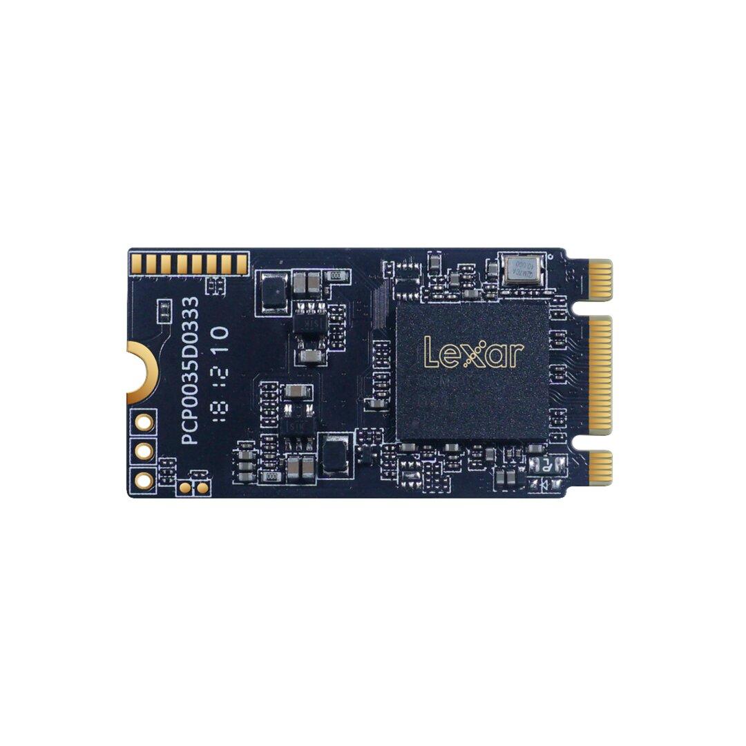 Lexar NM520 mit PCIe x2 im M.2-2242-Format
