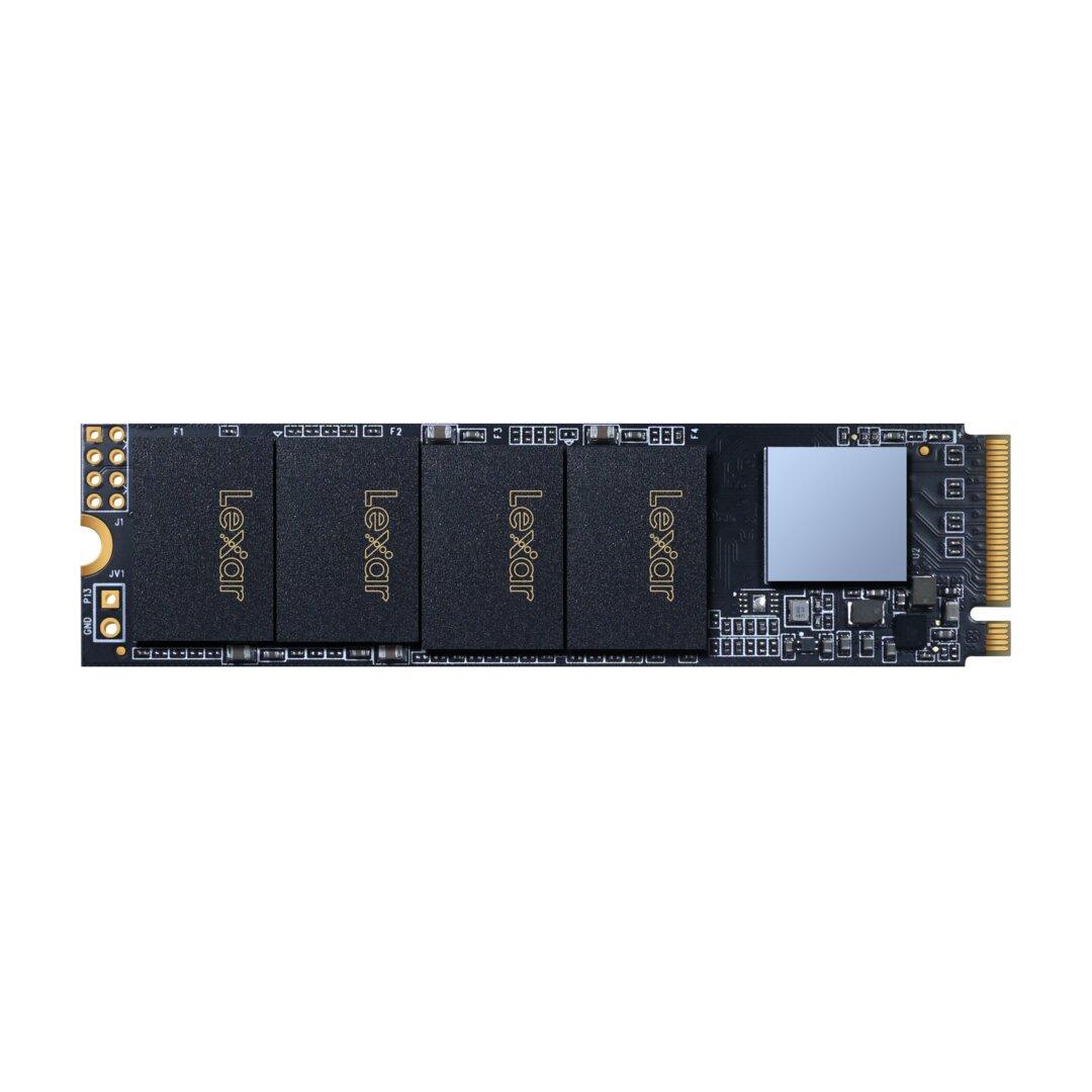 Lexar NM600 mit PCIe x4