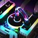 Thermaltake WaterRAM: DDR4-RAM mit RGB-LEDs und Wasserkühlung