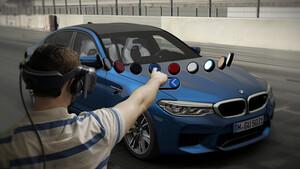 Vive Pro Eye ausprobiert: Foveated Rendering für einen schöneren BMW-Konfigurator