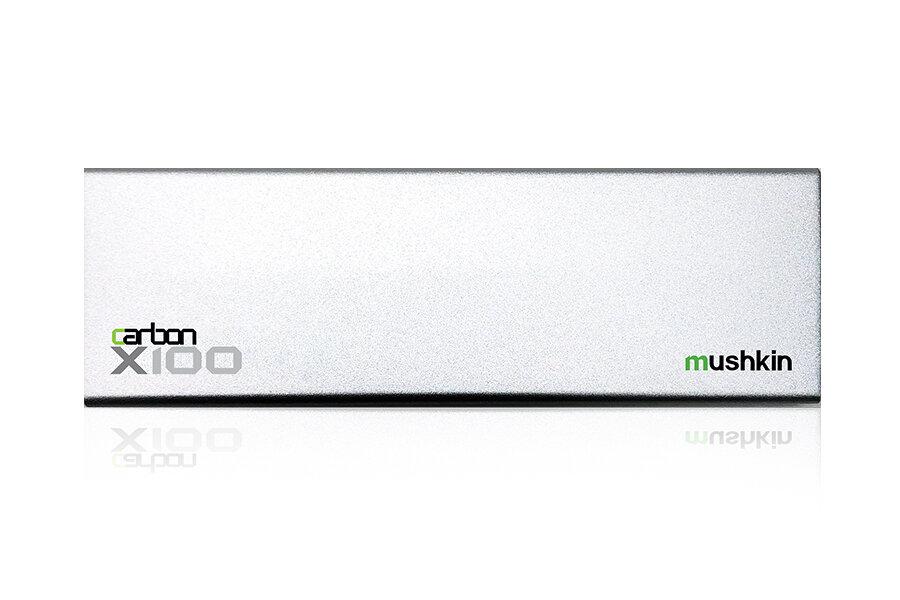 Mushkin Carbon X100 SSD mit USB 3.1
