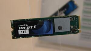 Mushkin auf der CES: Interne und externe SSDs mit PCIe und Thunderbolt 3