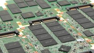 Speicher für SSDs: Flash-Preise sollen sich 2019 nahezu halbieren