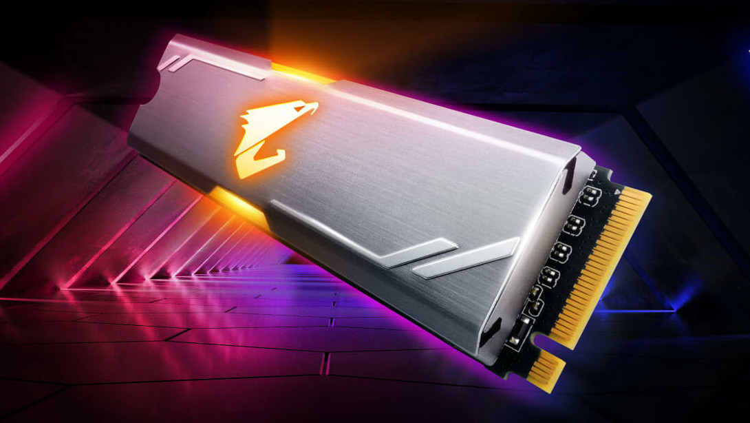 CES 2019: SSD-Neuheiten von Gigabyte, HP, Plextor und Team Group