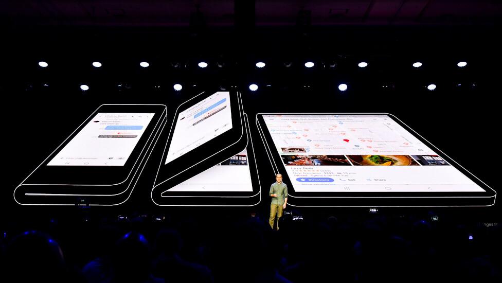 Samsung: Faltbares Smartphone kommt ebenfalls am 20.Februar