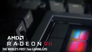 Vega 20: AMD Radeon VII ohne volle FP64-Unterstützung der MI50