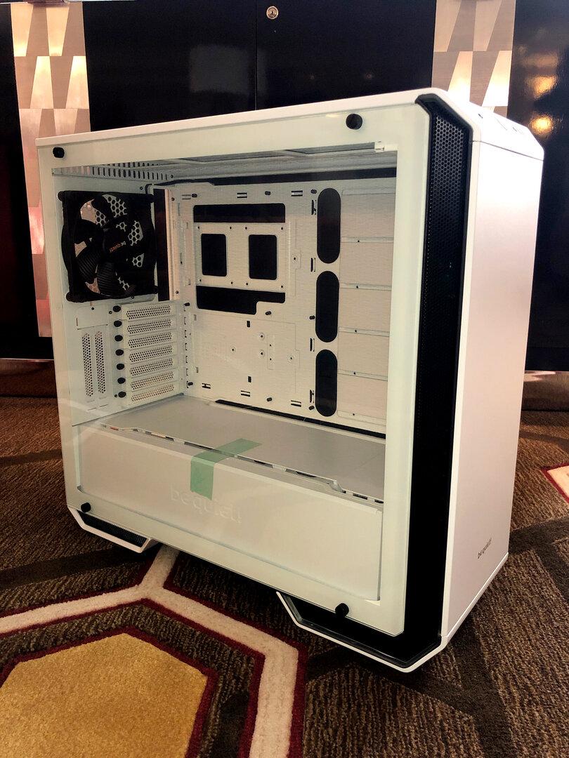 be quiet! Dark Base 700 White Edition