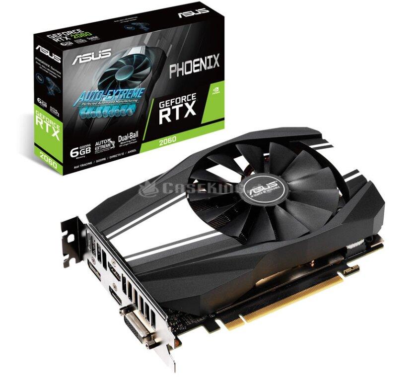 Asus GeForce RTX 2060 Phoenix 6G