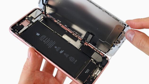 iPhone-Akku: Zehnmal mehr Kunden als sonst nutzten Austauschprogramm
