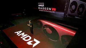 AMD Radeon VII: Gerüchte über geringe Anzahl nur im Referenzdesign