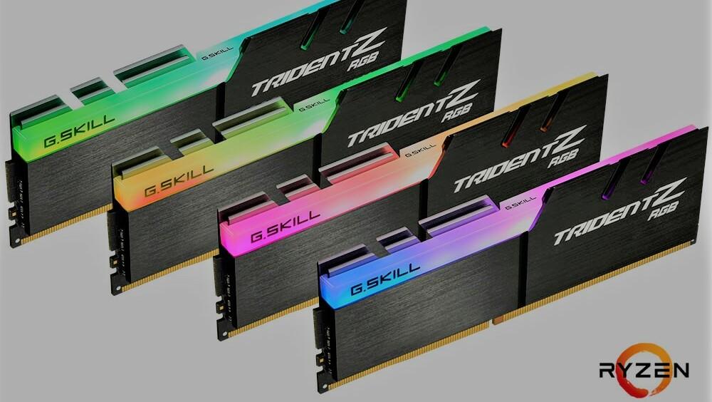 Trident Z RGB: Schneller DDR4-RAM für Threadripper 2.0 von G.Skill