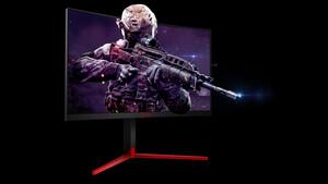 Gaming-Monitore: AOC AG273Q mit G-Sync oder FreeSync 2 HDR erhältlich