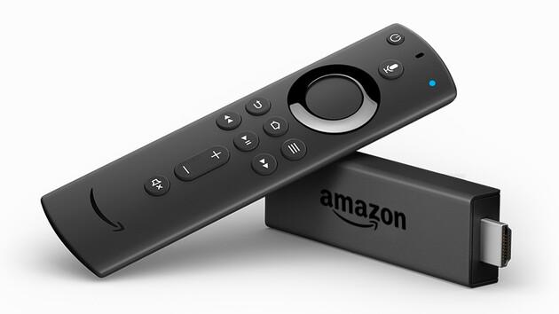 Amazon: Fire TV Stick jetzt mit neuer Alexa-Sprachfernbedienung