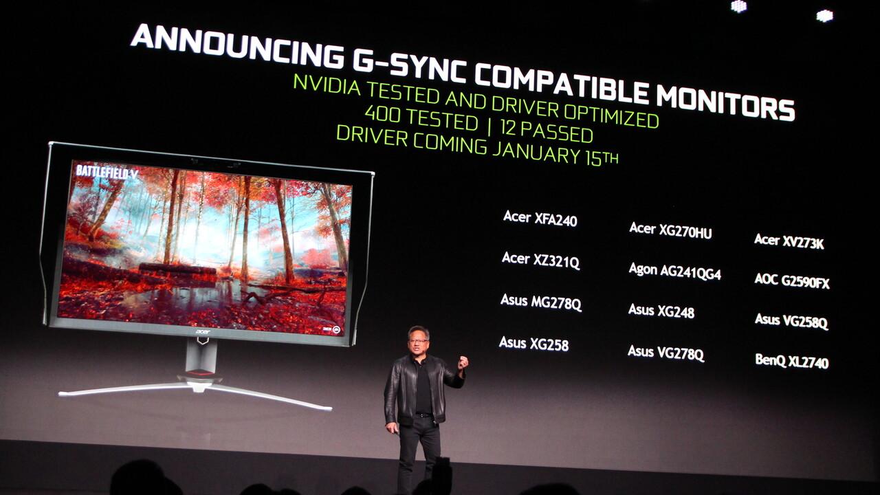 Nvidia GeForce 417.71 WHQL: Grafiktreiber mit Adaptive-Sync-Support zum Download