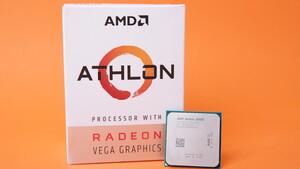 AMD Athlon GE: Drei Raven-Ridge-Modelle trennen im Handel 19 Euro