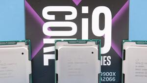 Prozessorgerüchte: Intel Core i9-9990XE mit 14 Kernen, 5 GHz und 255 Watt