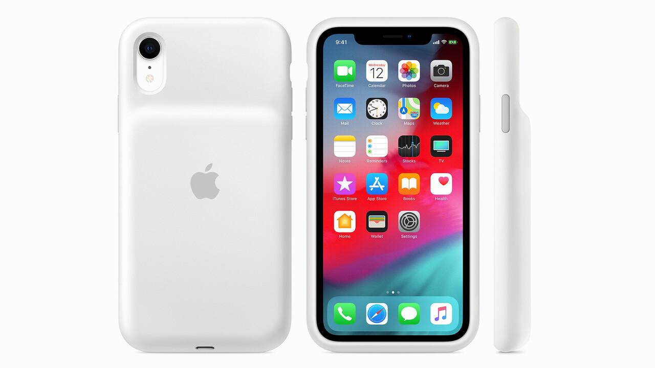 Smart Battery Case: Apple bietet Akkuhülle für iPhone Xs, Xs Max und Xr an