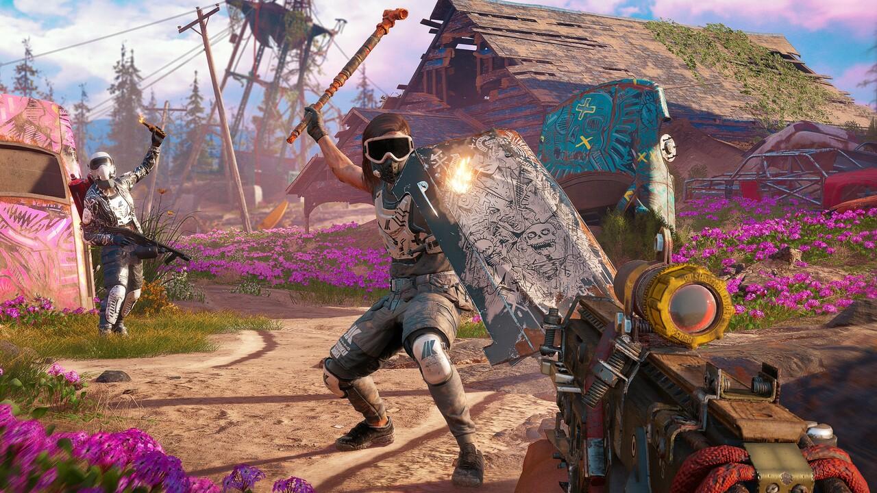 Far Cry New Dawn: Systemanforderungen fast identisch zu Far Cry 5