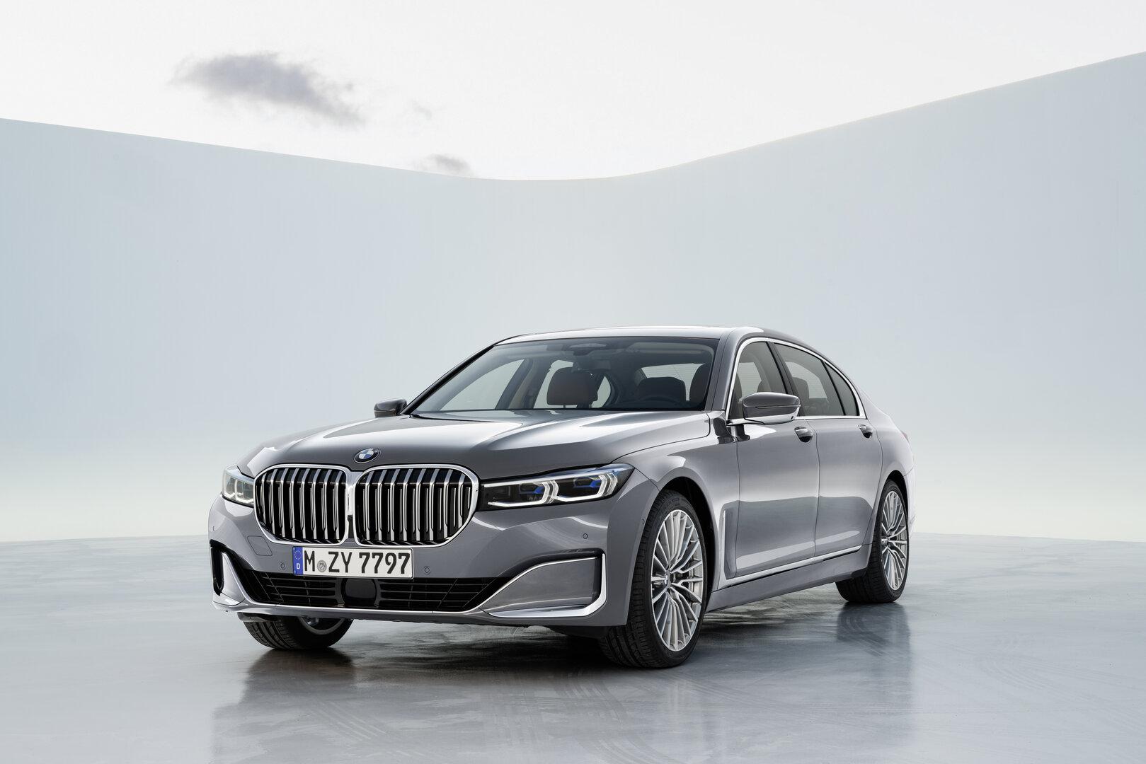 BMW 7er G11/G12 LCI