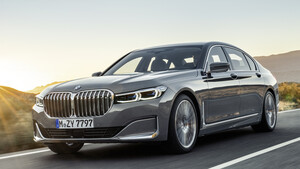 BMW: Neuer 7er protzt mit vielen Fahrerassistenzsystemen