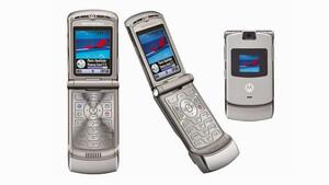Klapphandy: Motorola will das Razr als Luxus-Smartphone bringen