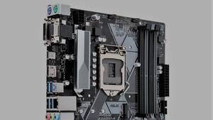 Mainboards mit B365: Asus nennt Details zu zwei mATX-Einsteigerplatinen