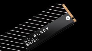 WD Black SN750 NVMe SSD: PCIe-SSD mit Gaming Mode für niedrigere Latenz