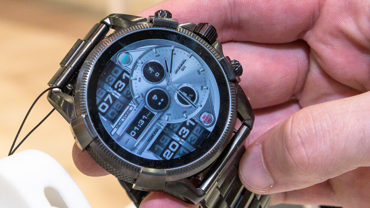 Wearables: Google kauft Fossils Smartwatch-Technologie