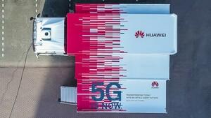 5G-Netz: Bundesregierung erwägt Ausschluss von Huawei