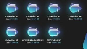 Gestohlene Account-Daten: Collection #1 ist nur die Spitze des Eisbergs