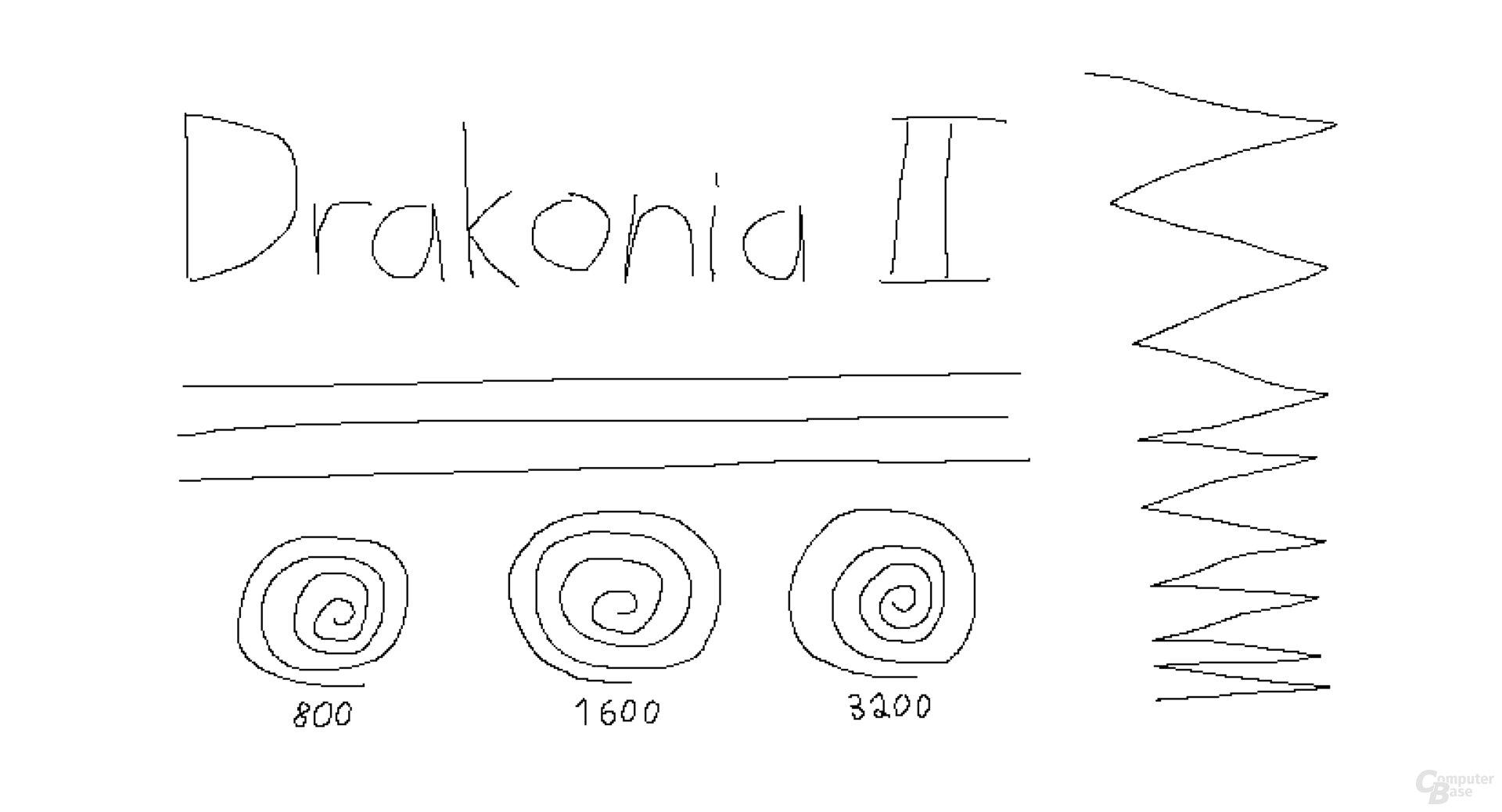 Sharkoon Drakonia II (1.000 Hz, Mikrofaseruntergrund)
