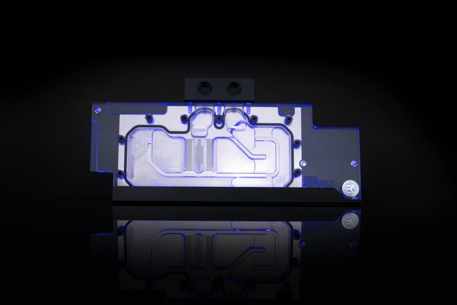 EK-FC RTX 2080+Ti Classic: Fullcover-GPU-Kühler für Nvidia Turing