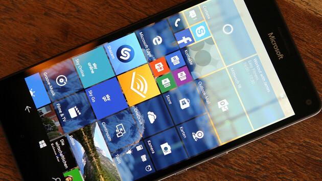 Windows 10 Mobile: Microsoft empfiehlt Android oder iOS zum Support-Ende