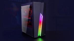 Gehäuse von Aerocool: Zahlreiche Tower vereint durch RGB-Fronten