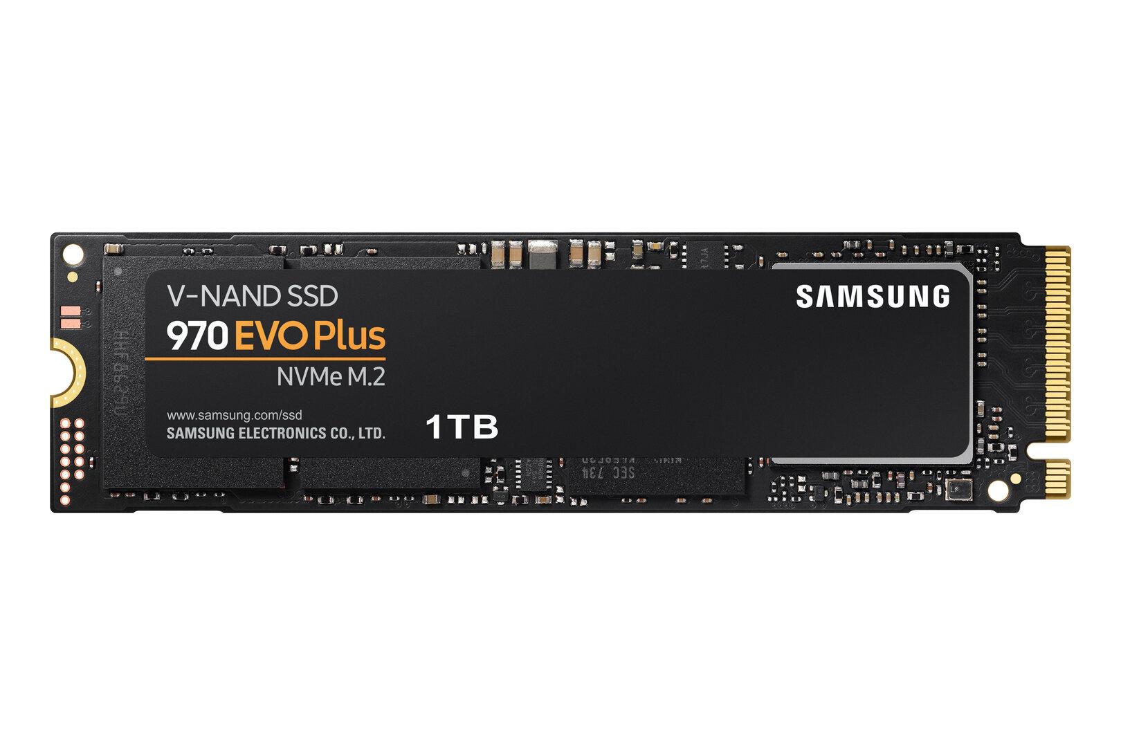 Die neue Samsung 970 Evo Plus