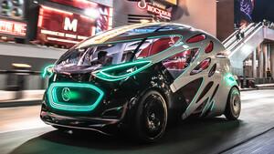 Autonomes Fahren: BMW und Daimler wollen Entwicklung zusammenlegen