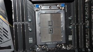 ASUS ROG Zenith Extreme: 256 GByte DDR4-RAM mit acht Modulen auf Threadripper