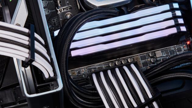 Nylon-Sleeves: Corsair stellt Auswahl an umwickelten Kabeln vor
