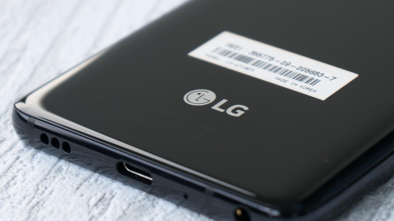 Trotz Verlusten: LG will Smartphone-Markt nicht verlassen