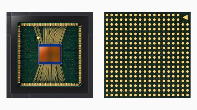 Besonders klein: Samsung fertigt 20-MP-Sensor für dünnere Smartphones