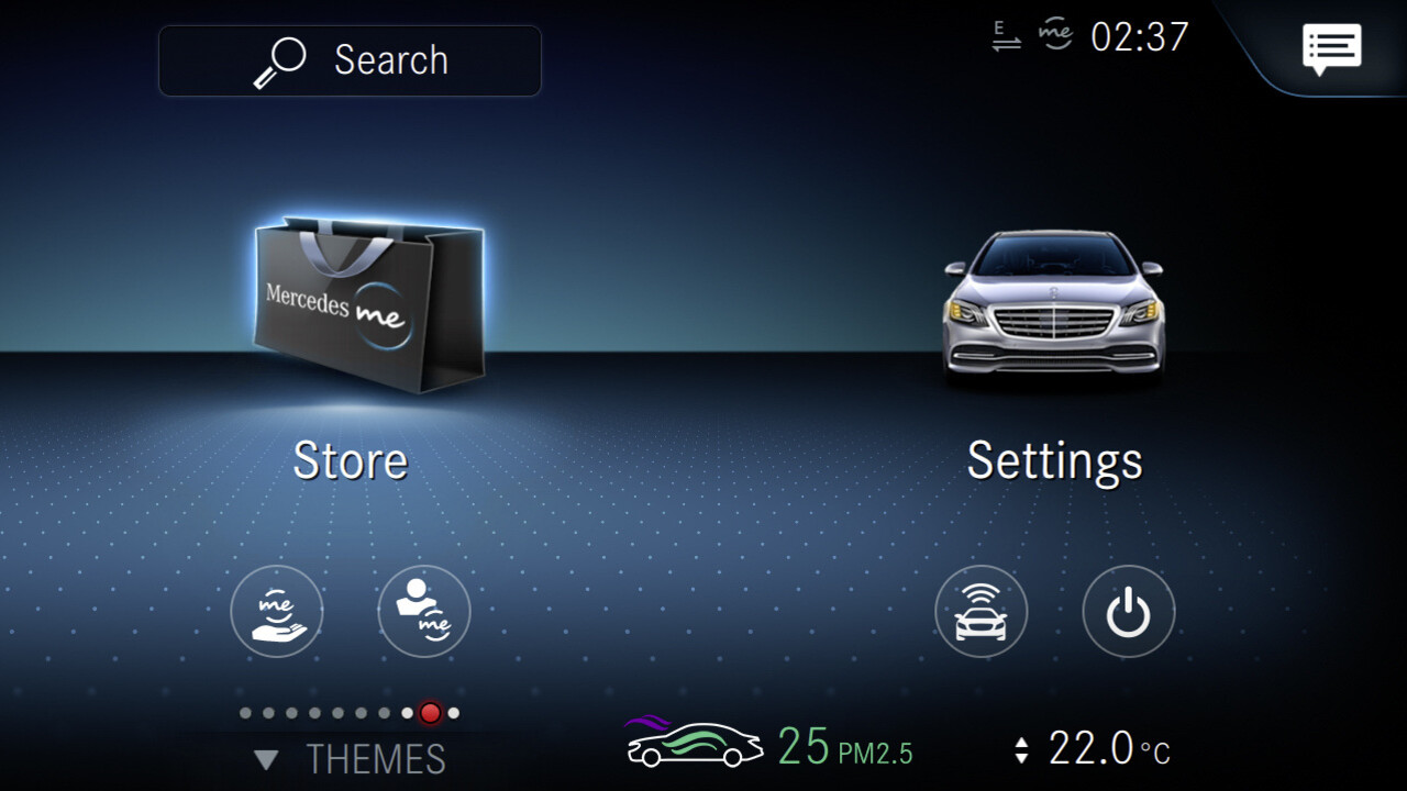 Daimler: Der DLC fürs Auto kommt über den Mercedes me Store