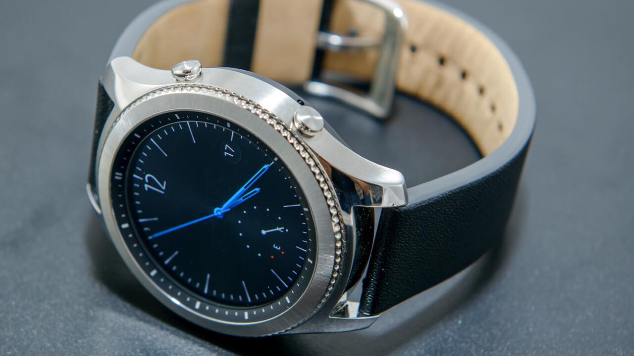 Samsung-Smartwatches: Große Updates für die Gear S3 und Gear Sport